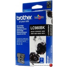 Картридж Brother LC980BK