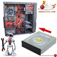 Замена DVD привода компьютера