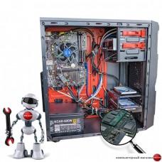 Комплексная диагностика оборудования