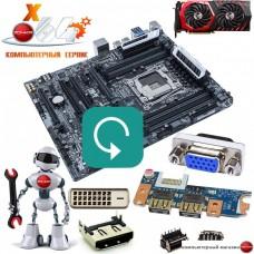 Замена разъемов VGA, HDMI, DVI, USB