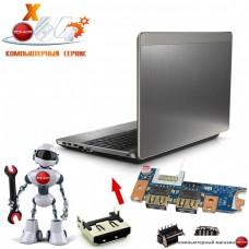Замена и ремонт портов ноутбука
