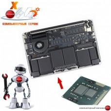 Замена процессора ноутбука