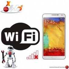 Замена wi-fi модуля телефона