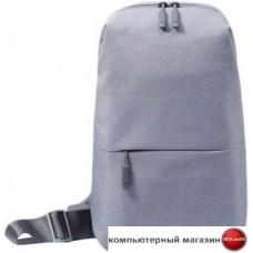 Рюкзак Xiaomi Mi City Sling Bag (серый)