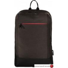 Рюкзак Hama Manchester 15.6 (коричневый)