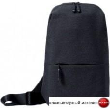 Рюкзак Xiaomi Mi City Sling Bag (черный)