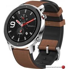Умные часы Amazfit GTR 47мм (нержавеющая сталь)
