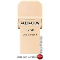 USB Flash A-Data AI920 32GB [AAI920-32G-CGD]