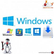 Установка Windows, настройка