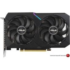 Видеокарта ASUS Dual GeForce RTX 3060 Ti V2 Mini 8GB GDDR6 LHR