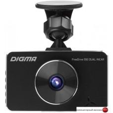Автомобильный видеорегистратор Digma FreeDrive 550 DUAL Incar